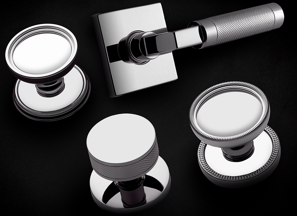 Coined and Knurled